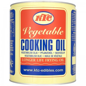 KTC Vegetable Oil (Can) 15L