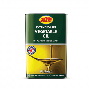 KTC Vegetable Oil Extended Life (Can) 4L