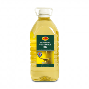 KTC Vegetable Oil Extended Life (PET) 3L