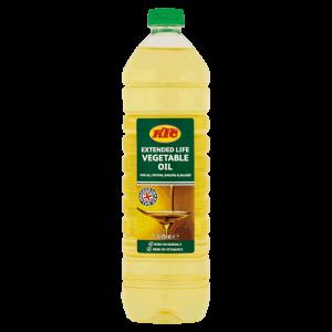 KTC Vegetable Oil Extended Life (PET) 1L