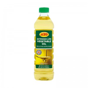 KTC Vegetable Oil Extended Life (PET) 500ml