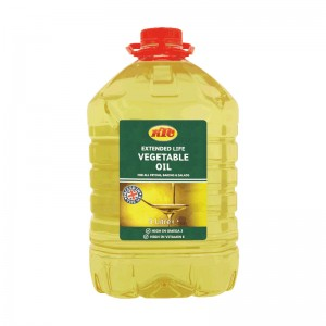 KTC Vegetable Oil Extended Life (PET) 5L