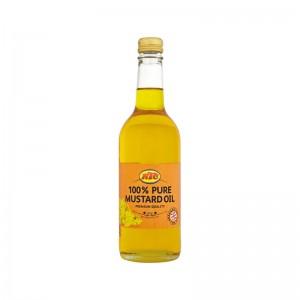 KTC Pure Mustard Oil (Glass) 500ml
