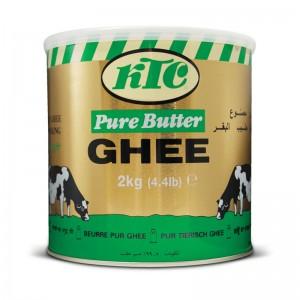 KTC Butter Ghee (Can) 2kg