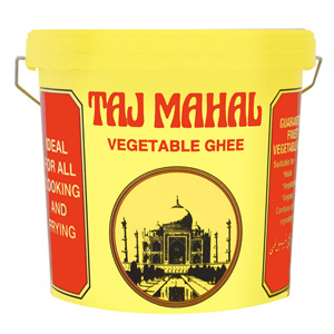Taj Mahal Vegetable Ghee (Bucket) 4kg