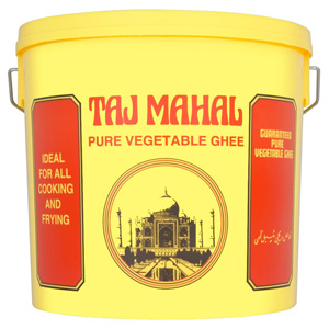 Taj Mahal Vegetable Ghee (Bucket) 12.5kg
