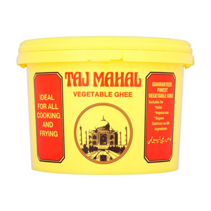 Taj Mahal Vegetable Ghee (Bucket) 2kg