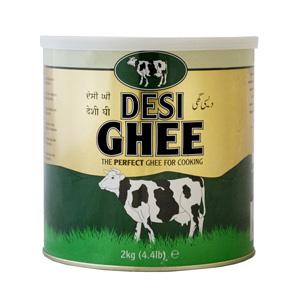 Cow Desi Ghee (Can) 2kg