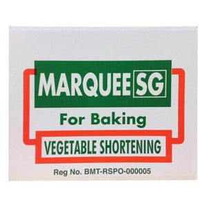 Marquee Shortening 12.5kg