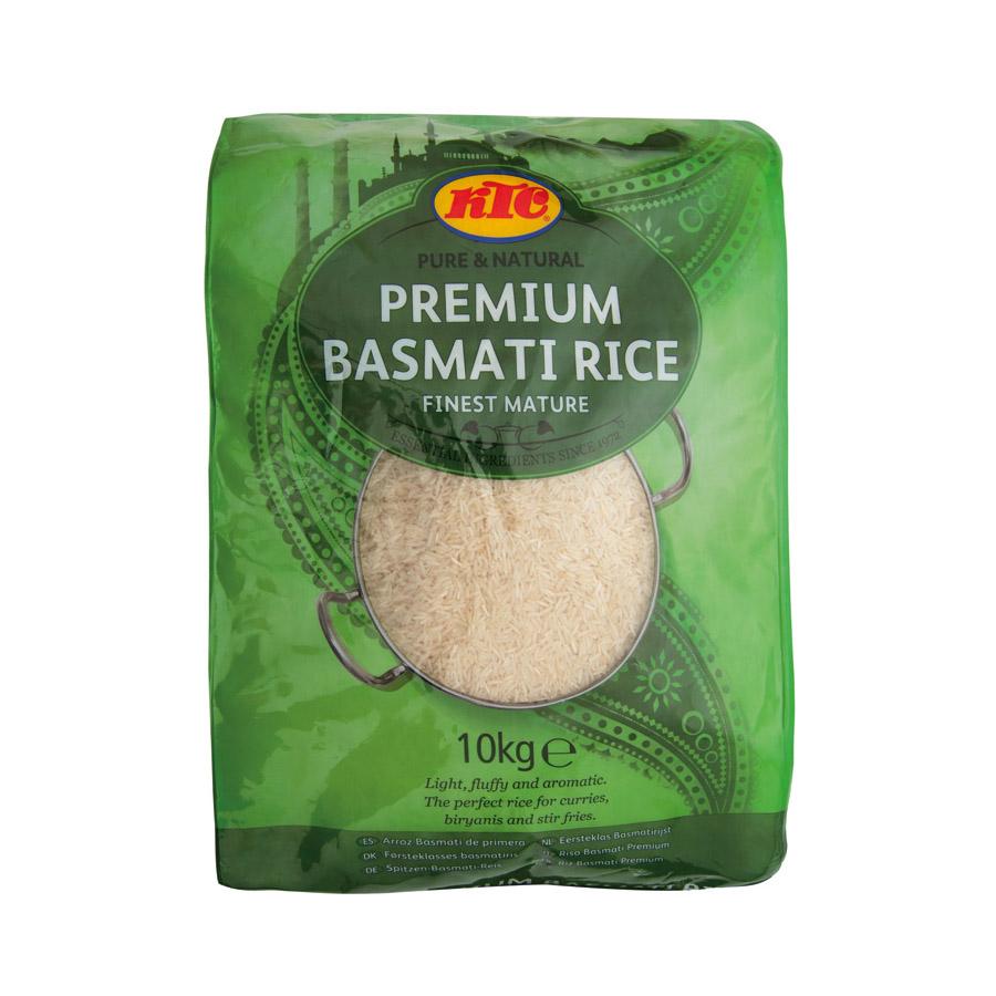 sku 4511 category rice and pasta ktc premium basmati rice 10kg