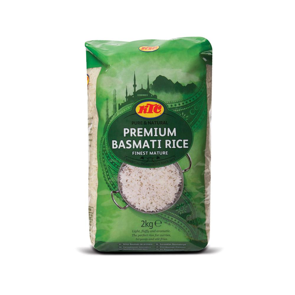 sku 4512bp category rice and pasta ktc premium basmati rice 2kg