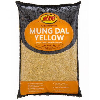 KTC Mung Dal Yellow (Pillow Pack) 5kg