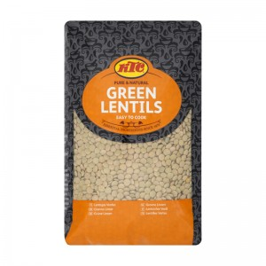 KTC Green Lentils (Brick Pack) 2kg