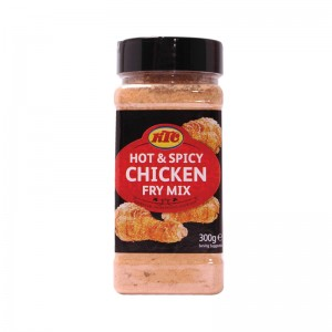 KTC Hot & Spicy Chicken Mix 300g