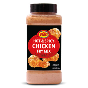 KTC Hot & Spicy Chicken Mix 700g