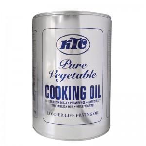 KTC Vegetable Oil (Plain Can) 20L