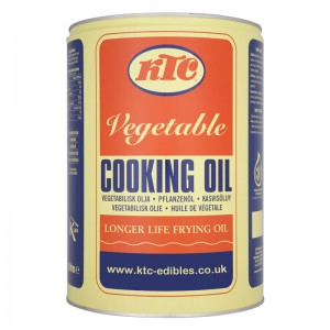 KTC Vegetable Oil (Can) 20L