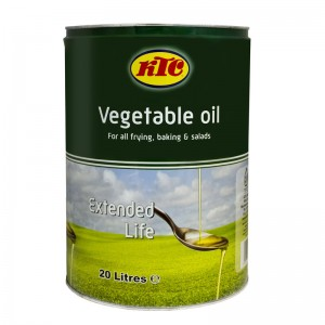 KTC Vegetable Oil Extended Life (Can) 20L