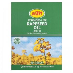 KTC Rapeseed Oil (Bottle in Box) 20L