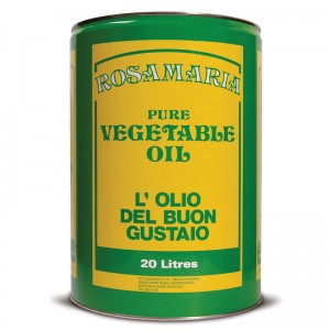 Rosamaria Vegetable Oil (Can) 20L