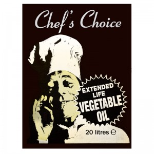 Chef's Choice Vegetable Oil (Bottle in Box) 20L