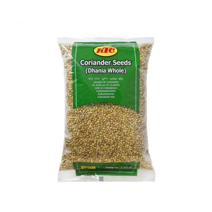 KTC Coriander Seeds (Dhania Whole) 750g