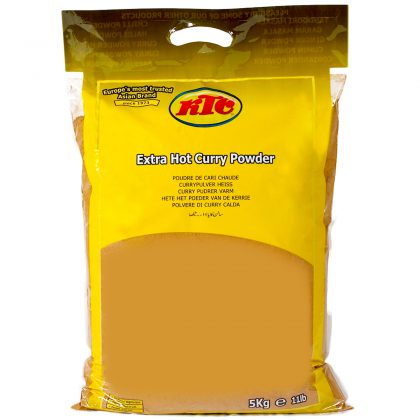 KTC Curry Powder Extra Hot 5kg