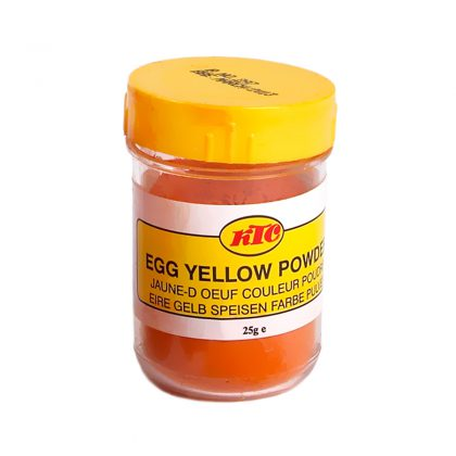 KTC Food Colour Yellow 25g