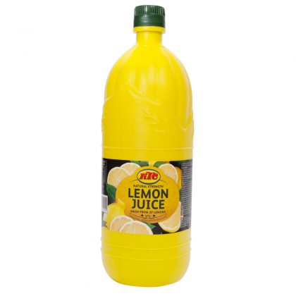 KTC Lemon Juice 1L (PET)