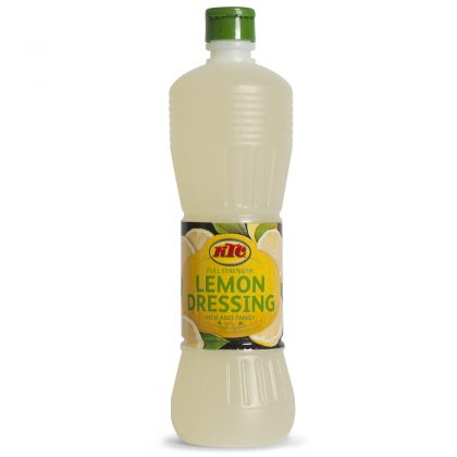 KTC Lemon Dressing 400ml (PET)