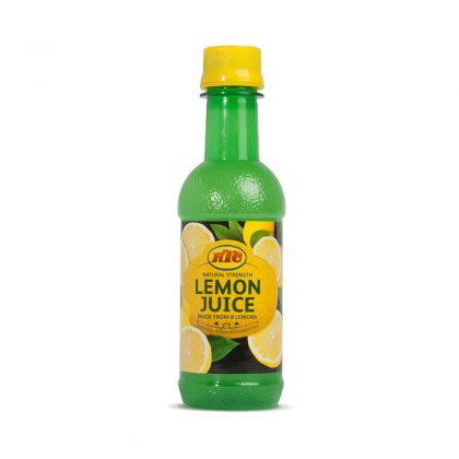 KTC Lemon Juice 250ml (PET)