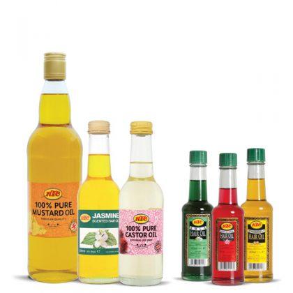 Non-Edible Oils