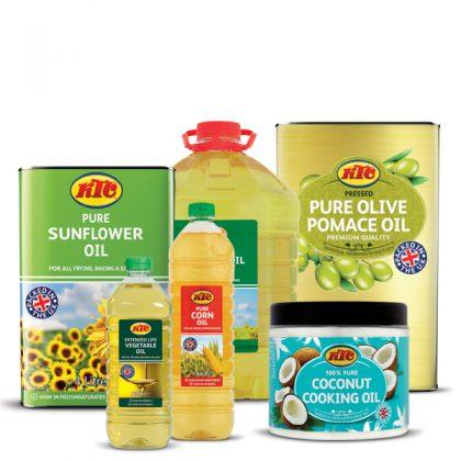 Retail Oils