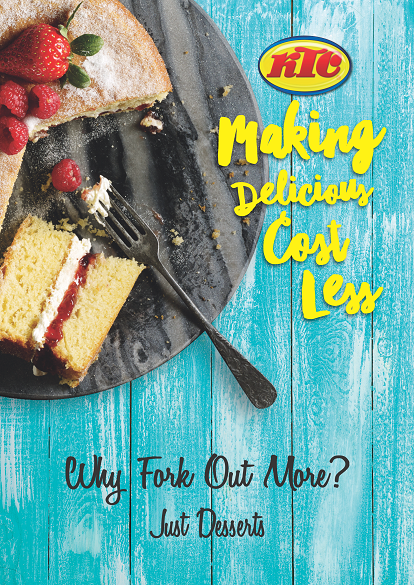KUst Desserts Cook Book