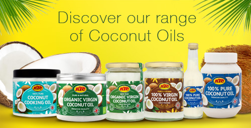 KTC Coconut Oils