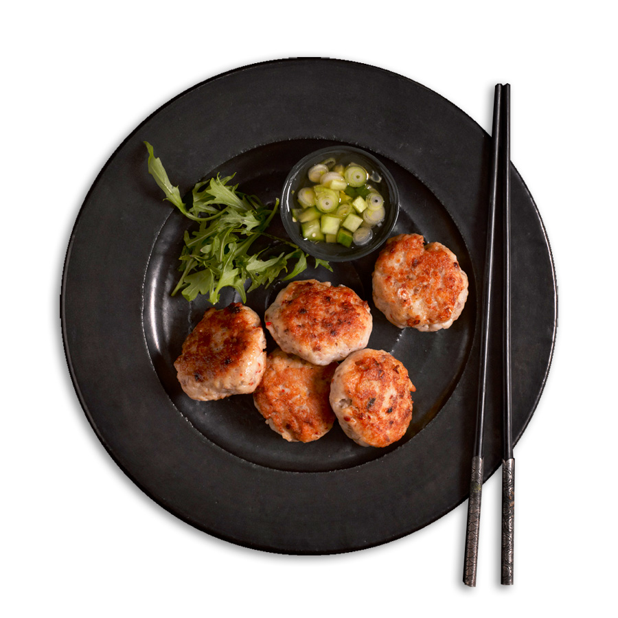 KTC Thai Fish Cakes Recipe