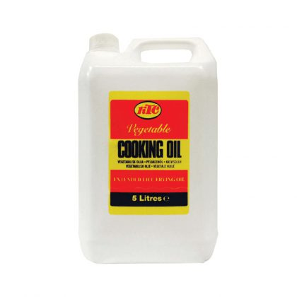 KTC Vegetable Oil (Jerry Can) 5L