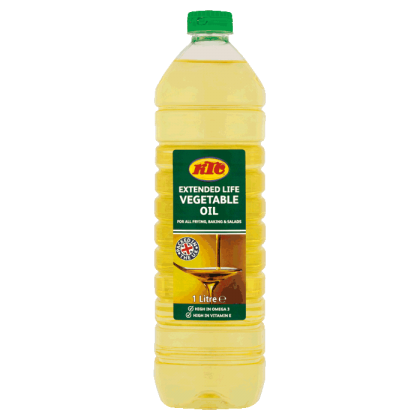 KTC Vegetable Oil Extended Life (PET) 1L