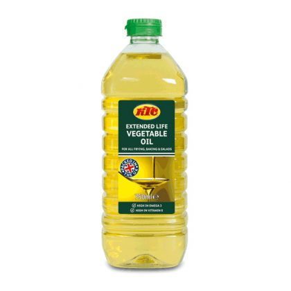 KTC Vegetable Oil Extended Life (PET) 750ml