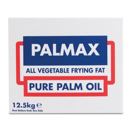 Palmax All Vegetable Frying Fat 12.5kg