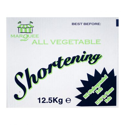 Marquee All Vegetable Shortening 12.5kg