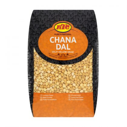 KTC Chana Dal (Brick Pack) 2kg