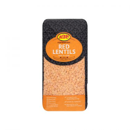 KTC Red Lentils (Brick Pack) 500g