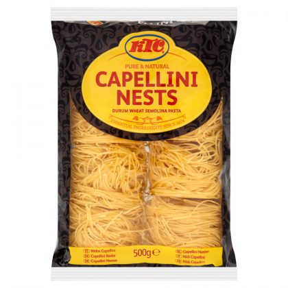 KTC Capellini Nests 500g