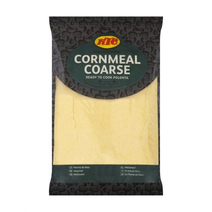 KTC Cornmeal Coarse 375g