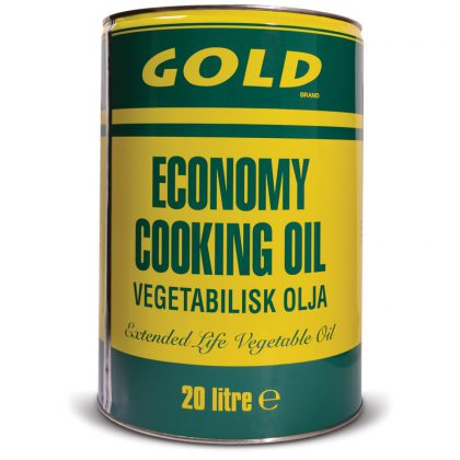 Gold Brand Vegetable Oil (Can) 20L