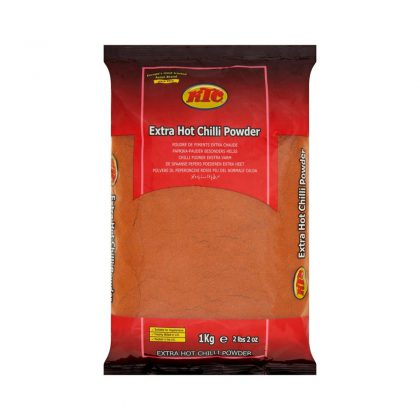 KTC Chilli Powder Extra Hot 1kg