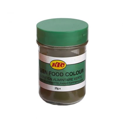 KTC Food Colour Green 25g