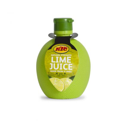 KTC Lime Juice Squeezy 250ml