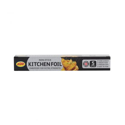 KTC Kitchen Foil Embossed 5m x 300mm